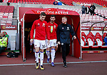 David Brooks of Sheffield Utd and Jake Wright of Sheffield Utd and Matt Prestridge during the Championship match at the Stadium of Light, Sunderland. Picture date 9th September 2017. Picture credit should read: Simon Bellis/Sportimage