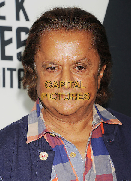 Deep Roy, Gurdeep Roy<br /> &quot;Star Trek Into Darkness&quot; DVD/Blu-Ray Release held at the California Science Center, Los Angeles, California, USA.<br /> September 10th, 2013<br /> headshot portrait jacket blue red check  <br /> CAP/ROT/TM<br /> &copy;Tony Michaels/Roth Stock/Capital Pictures