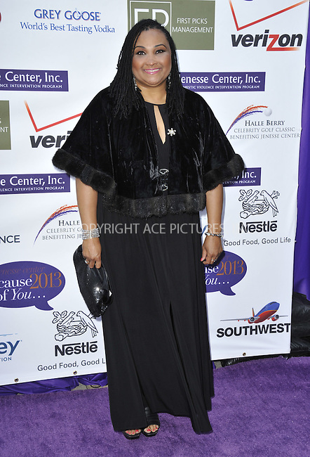WWW.ACEPIXS.COM....April 6 2013, LA....Hana Ali arriving at the Jenesse Center's 2013 Silver Rose Gala & Auction at Vibiana on April 6, 2013 in Los Angeles, California......By Line: Peter West/ACE Pictures......ACE Pictures, Inc...tel: 646 769 0430..Email: info@acepixs.com..www.acepixs.com
