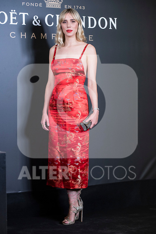 Lulu Figueroa In the premiere of the project to celebrate the 150th anniversary of Moet Imperial<br />  Madrid, Spain. <br /> November 19, 2019. <br /> (ALTERPHOTOS/David Jar)
