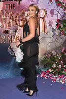 Tallia Storm<br /> 'The Nutcracker and the Four Realms' European Film Premiere at Westfield, London, England  on November 01,  2018.<br /> CAP/PL<br /> &copy;Phil Loftus/Capital Pictures