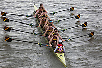 Crew: 1   Shiplake College Boat Club   Championship Eights<br /> <br /> Schools' Head of the River 2018<br /> <br /> To purchase this photo, or to see pricing information for Prints and Downloads, click the blue 'Add to Cart' button at the top-right of the page.