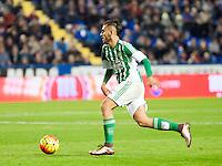 Real Betis Balompie's Dani Ceballos during La Liga match. November 27, 2015. (ALTERPHOTOS/Javier Comos)