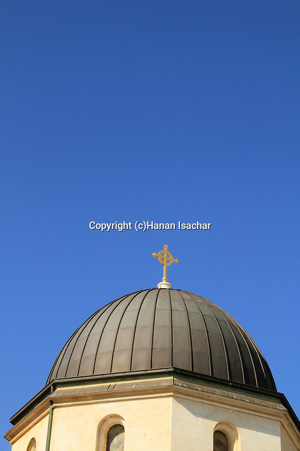 Israel, Jerusalem Old City, the Lutheran Church of the Redeemer