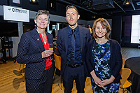 Pictured: Thursday 29 November 2018<br /> Re: Swansea City Business Network event at the Liberty Stadium, Wales, UK.