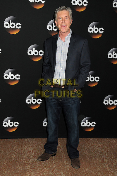 15 July 2014 - Beverly Hills, California - Tom Bergeron. Disney/ABC Television Group Summer Press Tour 2014 held at the Beverly Hilton Hotel. <br /> CAP/ADM/BP<br /> &copy;Byron Purvis/AdMedia/Capital Pictures
