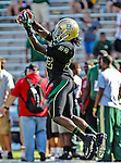Baylor Bears cornerback Joe Williams (22) in action during the game between the Southern Methodist Mustangs and the Baylor Bears at the Floyd Casey Stadium in Waco, Texas. Baylor defeats SMU 59 to 24.
