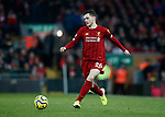 Andrew Robertson of Liverpool during the Premier League match at Anfield, Liverpool. Picture date: 30th November 2019. Picture credit should read: Simon Bellis/Sportimage