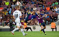 Futbol 2018 ESPAÑA Barcelona vs Huesca