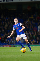 Matthew Pennington of Ipswich Town lays the ball off during Ipswich Town vs Preston North End, Sky Bet EFL Championship Football at Portman Road on 3rd November 2018