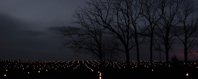 Antietam Illumination 2010