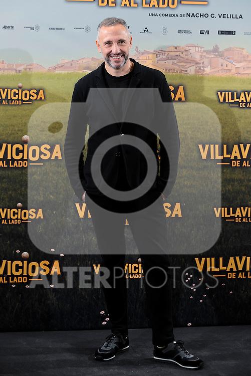 "The director of the film, Nacho Garcia Velilla attends to the presentation of the spanish film "" Villaviciosa de al lado"" in Madrid, Spain. November 29, 2016. (ALTERPHOTOS/BorjaB.Hojas)"