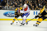 NHL 2014: Canadiens vs Bruins JAN 30