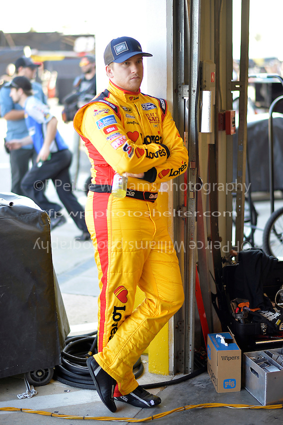 13-21 February, 2016, Daytona Beach, Florida USA<br /> Chris Buescher<br /> &copy;2016, F. Peirce Williams