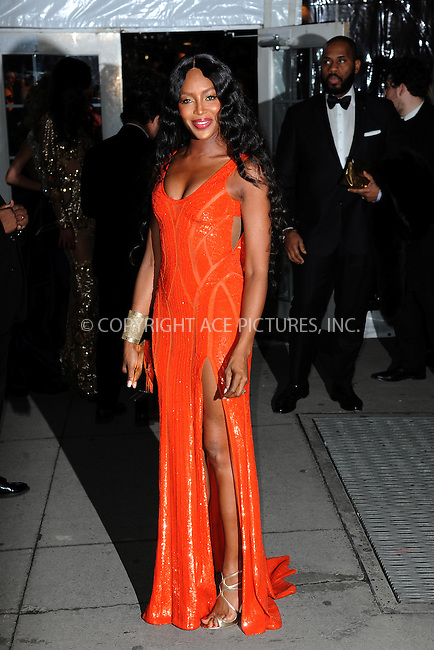 www.acepixs.com<br /> February 8, 2017  New York City<br /> <br /> Naomi Campbell attending the amfAR New York Gala 2017 at Cipriani Wall Street on February 8, 2017 in New York City.<br /> <br /> Credit: Kristin Callahan/ACE Pictures<br /> <br /> Tel: 646 769 0430<br /> Email: info@acepixs.com