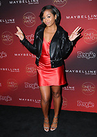 04 October  2017 - Hollywood, California - Breesha Webb. 2017 People's &quot;One's to Watch&quot; Event held at NeueHouse Hollywood in Hollywood. <br /> CAP/ADM/BT<br /> &copy;BT/ADM/Capital Pictures