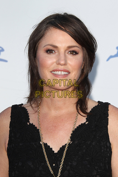 LOS ANGELES, CA - SEPTEMBER 30: Jorja Fox at PETA's 35th Anniversary Party at Hollywood Palladium on September 30, 2015 in Los Angeles, California. <br /> CAP/MPI22<br /> &copy;MPI22/Capital Pictures