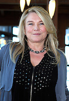 Amanda Redman  at the Bravo 22 launch at the Waterside Theatre, Aylesbury, Buckinghamshire on January 17th 2015<br /> <br /> Photo by Keith Mayhew