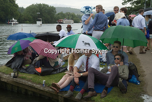 Henley on Thames Royal Regatta. UK.