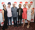 'Sweeney Todd' Family attend the 7th Annual Off Broadway Alliance Awards at Sardi's on June 20, 2017 in New York City.
