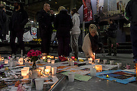 Last vigil for Andrew Chan and Myuran Sukumaran, Martin Place Sydney