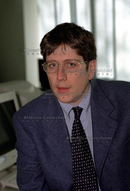 MARIO GIORDANO direttore di Studio Aperto, dal 2010 direttore di NewsMediaset