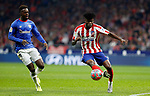 Atletico de Madrid's Thomas Partey during La Liga match. Oct 26, 2019. (ALTERPHOTOS/Manu R.B.)