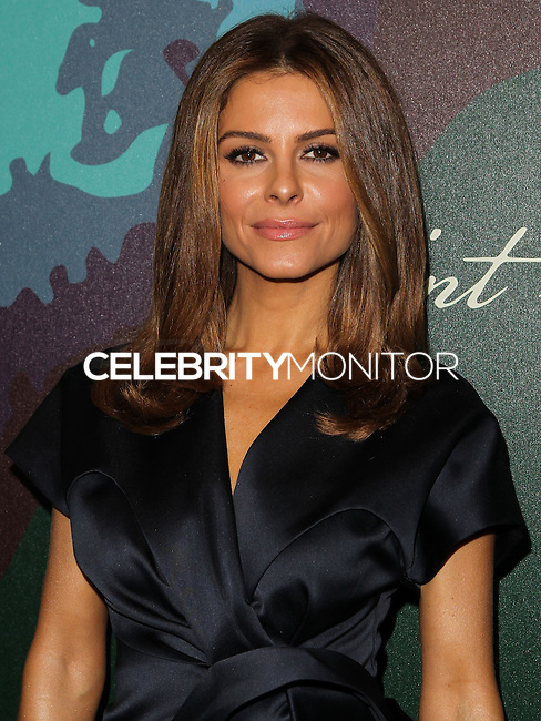 BEVERLY HILLS, CA, USA - OCTOBER 10: Maria Menounos arrives at the 2014 Variety Power Of Women held at the Beverly Wilshire Four Seasons Hotel on October 10, 2014 in Beverly Hills, California, United States. (Photo by Celebrity Monitor)