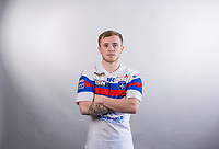 Picture by Allan McKenzie/SWpix.com - 11/01/18 - Rugby League - Super League - Wakefield Wildcats Media Day 2018 - Beaumont Legal Stadium, Belle Vue, Wakefield, England - Christian Ackroyd.