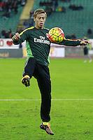 Keisuke Honda Milan,  <br /> Bari 24-11-2015 Stadio San Nicola <br /> Football Calcio Trofeo San Nicola 2015 Bari - Milan<br /> Foto Cesare Purini / Insidefoto