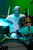 Dinosaur Jr - drummer Murph performing live at  Koko in Camden London UK - 15 May 2008.  Photo credit: George Chin/IconicPix
