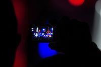 BELO HORIZONTE, MG, 29.11.2013 – SHOW VICTOR E LEO – A dupla sertaneja Victor e Leo durante a apresentação no Chevrolet Hall em Belo Horizonte, na noite desta sexta (29) (Foto: Marcos Fialho / Brazil Photo Press)