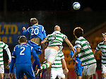 St Johnstone v Celtic..27.10.10  .Murray Davidson scores to make it 3-2.Picture by Graeme Hart..Copyright Perthshire Picture Agency.Tel: 01738 623350  Mobile: 07990 594431