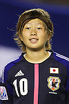 Kumi Yokoyama (JPN), .AUGUST 26, 2012 - Football / Soccer : .FIFA U-20 Women's World Cup Japan 2012, Group A .match between Japan 4-0 Switzerland .at National Stadium, Tokyo, Japan. .(Photo by Daiju Kitamura/AFLO SPORT)