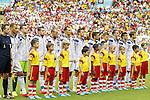 Russia team group (RUS), JUNE 22, 2014 - Football / Soccer : FIFA World Cup Brazil 2014 Group H match between Belgium 1-0 Russia at the Maracana stadium in Rio de Janeiro, Brazil. (Photo by AFLO)