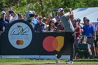 Brooks Koepka (USA) watches his tee shot on 7 during round 1 of the Arnold Palmer Invitational at Bay Hill Golf Club, Bay Hill, Florida. 3/7/2019.<br /> Picture: Golffile | Ken Murray<br /> <br /> <br /> All photo usage must carry mandatory copyright credit (&copy; Golffile | Ken Murray)