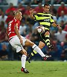 Shaun Maloney and Douglas da Silva