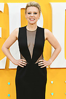 "Kate McKinnon<br /> arriving for the ""Yesterday"" UK premiere at the Odeon Luxe, Leicester Square, London<br /> <br /> ©Ash Knotek  D3510  18/06/2019"