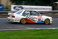Round 9 of the 1991 British Touring Car Championship. #66 Nick Whale (GBR). TechSpeed Racing. BMW M3.