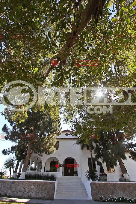 Casa de Gobierno  de el  Estado de sonora, en la colonia Pitic.<br /> CreditoFoto: LuisGutierrez/ NortePhoto.<br /> <br /> House State Government of Sonora, in the Pitic colony.<br /> CreditoFoto: LuisGutierrez / NortePhoto