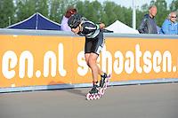 INLINE SKATEN: ALMERE: 31-05-2013, NK Inline Skaten, ©foto Martin de Jong