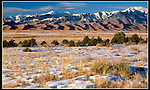 Great Sand Dunes National Park, from John's 3rd book, &quot;Mastering Nature Photography&quot;.<br />