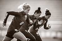 USWNT Black and White Collection - California Edition, April 2, 2019