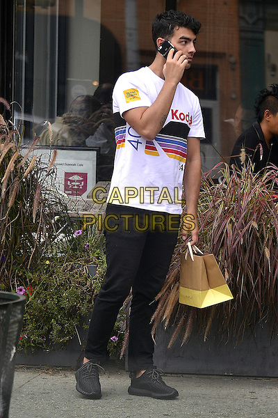 NEW YORK, NY - SEPTEMBER 10:  Joe Jonas seen in New York City on September 10, 2015.   <br /> CAP/MPI67<br /> &copy;MPI67/Capital Pictures