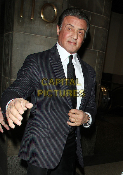 NEW YORK, NY - JANUARY 5: Sylvester Stallone at the National Board Of Review Gala Honoring The 2015 Award Winners at Cipriani in New York City on January 5, 2016. <br /> CAP/MPI/RW<br /> &copy;RW/MPI/Capital Pictures