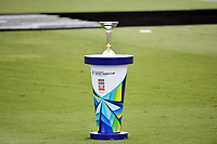 ICC U19 Cricket World Cup Trophy on display during the ICC U-19 Cricket World Cup 2018 Finals between India v Australia, Bay Oval, Tauranga, Saturday 03rd February 2018. Copyright Photo: Raghavan Venugopal / © www.Photosport.nz 2018 © SWpix.com (t/a Photography Hub Ltd)