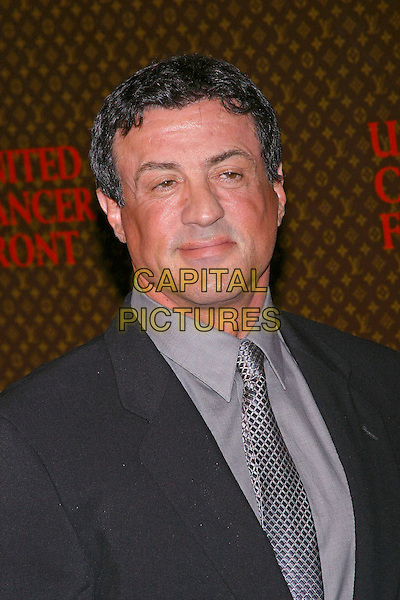 SYLVESTER STALLONE.Louis Vuitton United Cancer Front Gala, Universal City, California, USA, November 8th 2004..portrait headshot.Ref: ADM.www.capitalpictures.com.sales@capitalpictures.com.©Capital Pictures.