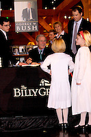 George W. Bush Book Signing At Billy Graham Library By Jonathan Green