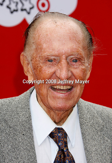 """LOS ANGELES, CA. - October 04: Art Linkletter  arrives at Variety's """"Power Of Youth"""" to Benefit St. Jude presented by Target at L.A. Live on October 4, 2008 in Los Angeles, California."""
