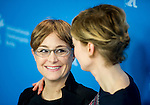 Actress Alba Rohrwacher and Laura Bispuri promotes his film Sworn Virgin during the LXV Berlin film festival, Berlinale at Potsdamer Straße in Berlin on February 12, 2015. Samuel de Roman / Photocall3000 / Dyd fotografos-DYDPPA.